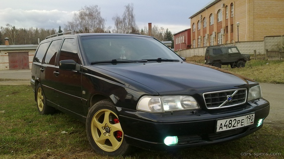 1998 volvo v70 owners manual