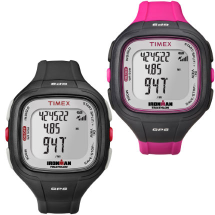 timex easy trainer gps manual