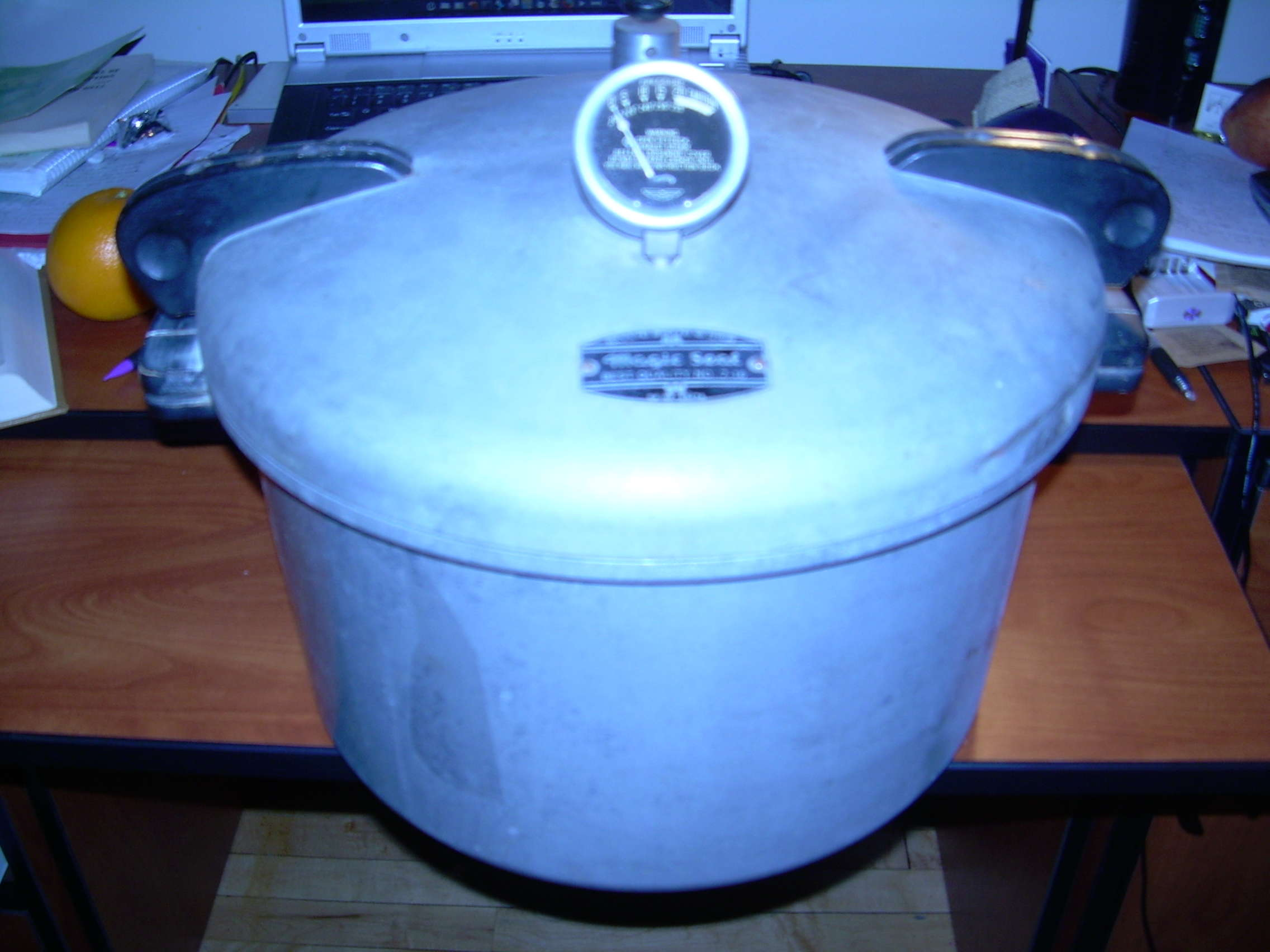all american pressure cooker instruction manual