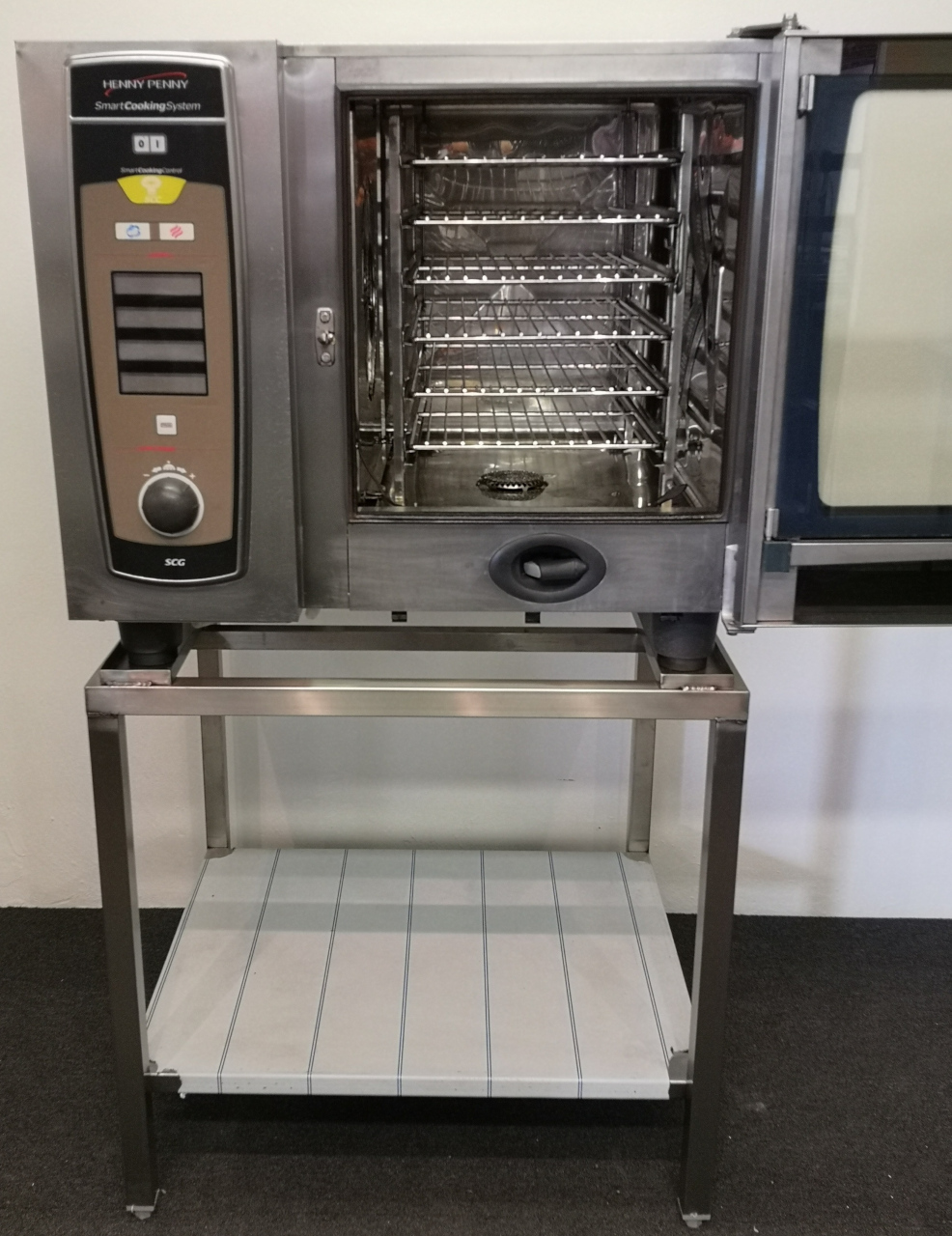 henny penny combi oven manual