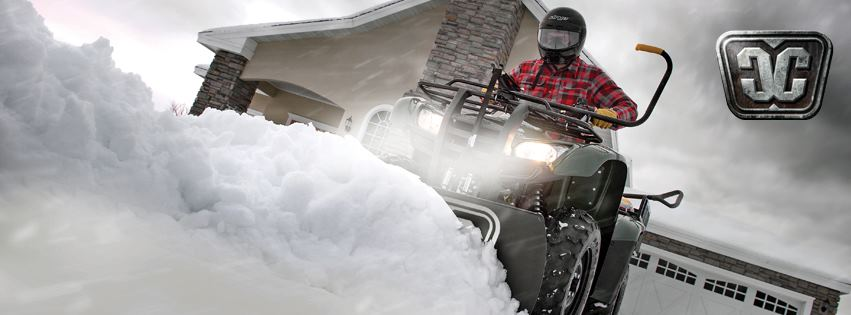 cycle country snow plow manual lift